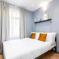 Spacious Apartment in Kings Cross St Pancras