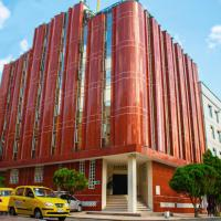 Hotel Macedonia Plaza, hotel en Itagüí