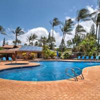 Ocean View, Pool-Spa Access 5min Walk Kepuhi Beach, hotel near Molokai Airport - MKK, Maunaloa
