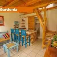 Villas Las Glorias, precioso jardín y centricas