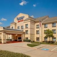 Fairfield Inn and Suites by Marriott Dallas Mansfield, hotel in Mansfield