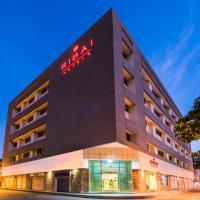 Ribai Hotels - Barranquilla, отель в городе Барранкилья
