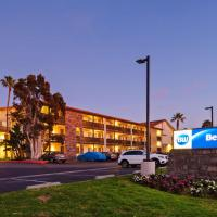 Best Western Carlsbad by the Sea, hotel in Carlsbad