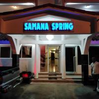 Hotel Samana Spring, hotel in Santa Bárbara de Samaná