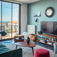 YOUCCA // HONDARTZA Apartment with rooftop and amazing sea views in Anglet