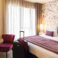 オテル エ アパートホテル ラドレス、サン・マロのホテル