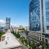 Kyiv Panorama Apartments near Gulliver