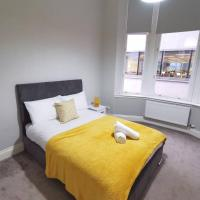 Cosy Spacious 2 Bed Apartment In Glasgow City Centre