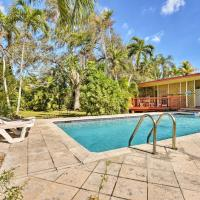 Quaint House in the Heart of Miami Springs with Pool!
