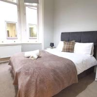 Large Spacious Glasgow City Centre Apartment