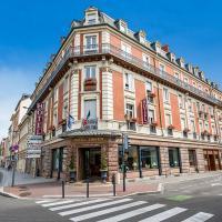 Hotel Bristol, hôtel à Mulhouse