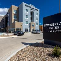 Towneplace Suites By Marriott Hays, hotel in Hays
