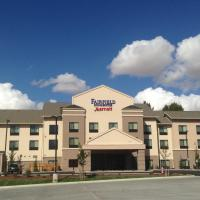 Fairfield Inn & Suites Moscow, hotel in Moscow