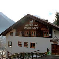 Berggasthof Kärntner Alm, hotel in Mittenwald