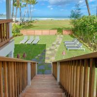 Hanalei Beach House Estate home, hotel in Hanalei