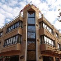 Hotel Brilliantin, hotel in Sliven
