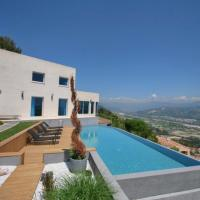 Exceptional Californian Villa, Panoramic Sea View, Infinity Pool