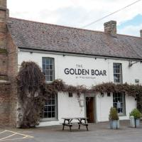 The Golden Boar, hotel in Newmarket