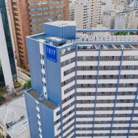 TRYP by Wyndham Sao Paulo Paulista Paraiso, hotel v Sao Paulu