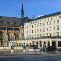 Hotel Chemnitzer Hof, hotel in Chemnitz