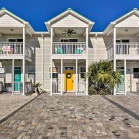 Updated Abode with Yard, Walk to Mexico Beach!