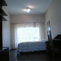 BEDROOM IN SUBURBAN HOUSE