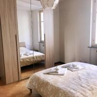 """""""Coccole nel borgo"""" 2min to outlet, hotell i Serravalle Scrivia"""