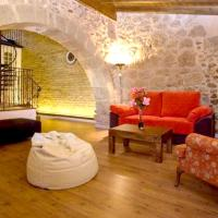 Apartment with 4 bedrooms in Villalpando, with wonderful city view, balcony and WiFi