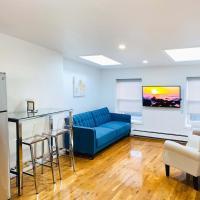 3 bedroom Sunlit Utopia in 20 foot wide brownstone