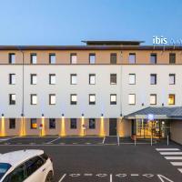 ibis budget Rennes Rte Lorient, hotel in Rennes