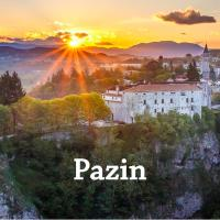 Sweet Place Apartment, hotel in Pazin