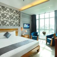 Lucky Star Hotel 266 De Tham, hotel u Ho Chi Minhu