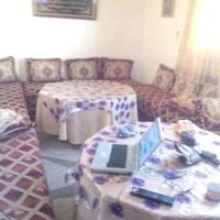 Apartment with 2 bedrooms in Oujda with wonderful city view furnished garden and WiFi