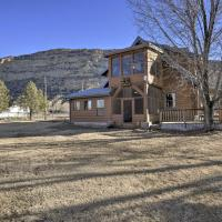 Cabin w/ Hot Tub - Private Fly Fishing Access