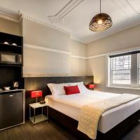 Como Court Budget by CHG, hotel in St. Kilda, Melbourne