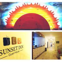 Sunset Inn, отель в городе Монровия