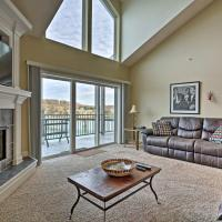 Waterfront Condo on Lake of the Ozarks with 2 Pools!, hotel in Camdenton