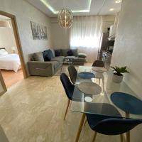Du Haut Standing au coeur du Parc et Plage à 200 m, hotel in Mohammedia