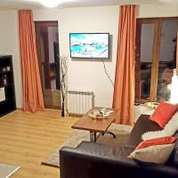 Apartment with one bedroom in Bansko with wonderful mountain view furnished balcony and WiFi 100 m from the slopes