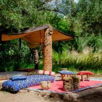 Eco-Ferme Tamalait Nskoura, hotel in Skoura