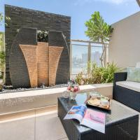 Spacious, luxurious yet cozy 3BR with huge private terrace in Dubai