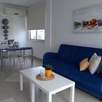 """The Blue Suite"" in Makenzie, hotell nära Larnacas internationella flygplats - LCA, Larnaca"