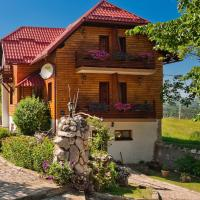 Pension Mrzlin Grad, hotel in Korenica