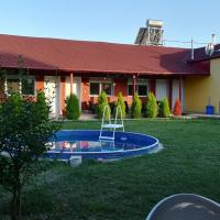 Hotel Kitrino, hotel in Monastirákion
