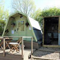 The Hideaway Pod, hotel in Chelmsford