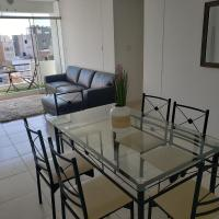 Departamento 06 personas en Sexto Piso- Chiclayo a 20 minutos de Playa Pimentel, hotel in Chiclayo