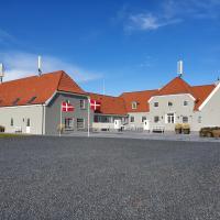 Hotel Nor - Badehotellet, hotel i Fjerritslev