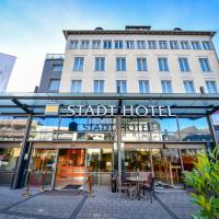 STADT HOTEL Iserlohn, Hotel in Iserlohn