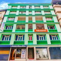 FabExpress Sky Blue MG Marg, hotel in Gangtok