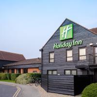 Holiday Inn Cambridge, an IHG Hotel, hotel in Cambridge